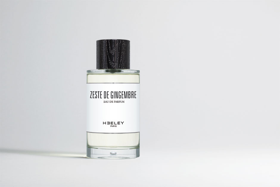 Zeste de Gingembre - New