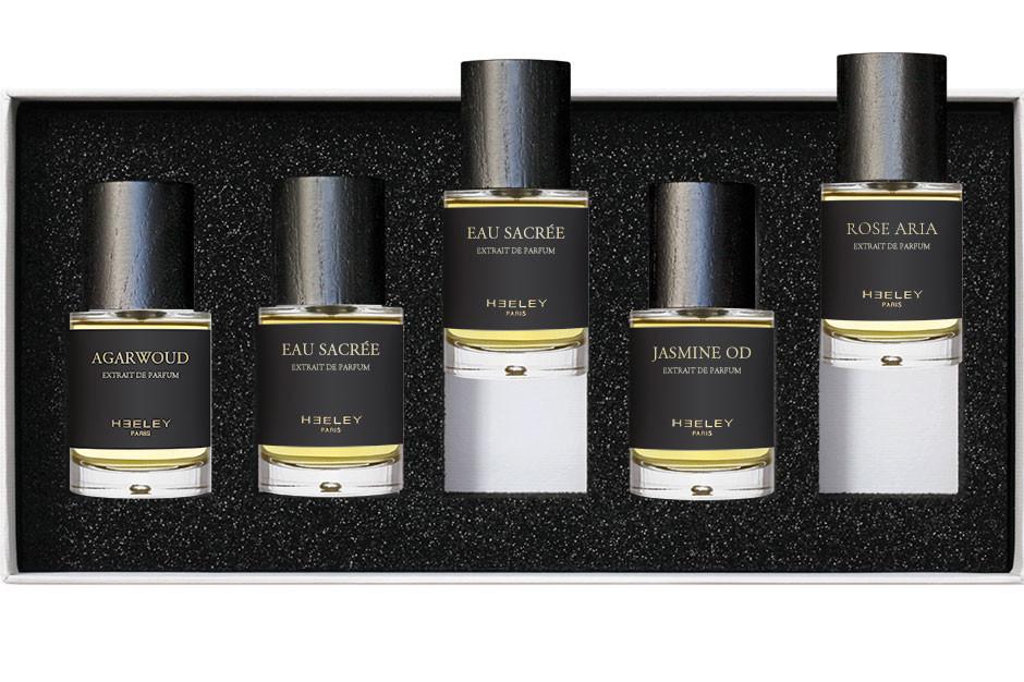 Extrait de Parfum Set - 15 ml x5
