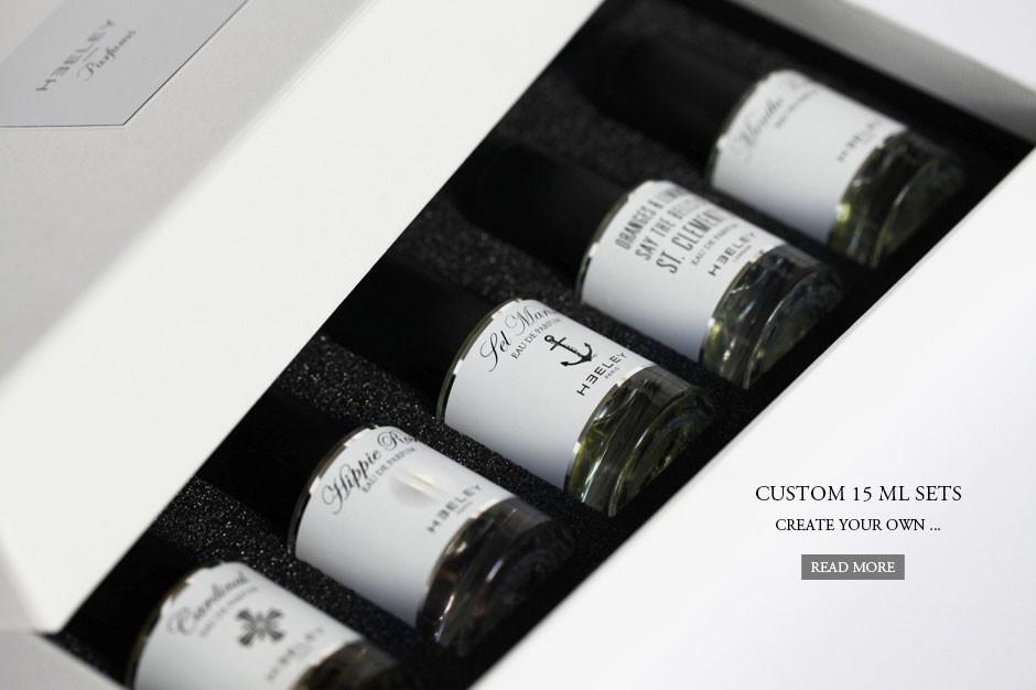 Custom 15 ml Sets