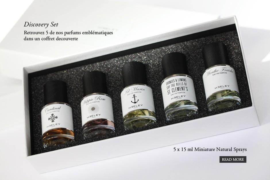 Discovery Set - 5x15ml Natural Sprays